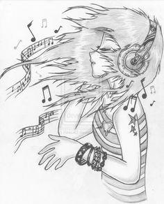 Cuando necesito silencio, la música ayuda