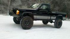 '90 Jeep MJ Comanche