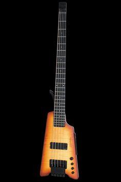 Steinberger guitars - XS-15FPA Custom Headless Bass