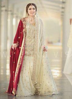 Walima Dress, Shadi Dresses, Pakistani Formal Dresses, Pakistani Wedding Outfits, Pakistani Wedding Dresses, Pakistani Clothing, Pakistani Mehndi Dress, Wedding Hijab, Desi Wedding Dresses