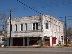 Houston Texas Old Historic Sixth Ward Near Downtown