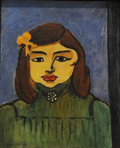 Henri Matisse French, 1869-1954  Nono Lebasque, 1908. MET, NYC | by renzodionigi