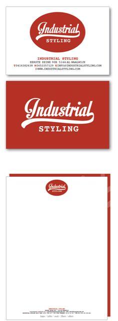 Huisstijl | Industrial Styling