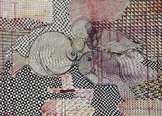 Nike Davies-Okundaye Fish Family, 2003 Watercolour, pen and ink on paper 17 x 12 in x cm Tribal Art, African Art, Textiles, Fish, Traditional, Artist, Pisces, Artists, Fabrics