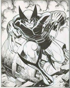 Wolverine Commission 2017 - Arthur Adams