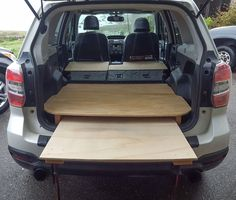 sleeping in the back (merged thread) - Page 21 - Subaru Forester Owners Forum