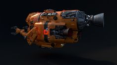 The Aries class superlifter by Anton Swanepoel. Keywords: asteroid mining ship concept aries class superlifter concept art by Anton S. Spaceship Art, Spaceship Concept, Spaceship Design, Robot Concept Art, Concept Ships, Relic Hunter, Robots Drawing, Hard Surface Modeling, Space Engineers