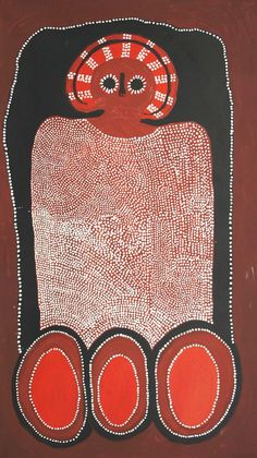 Wandjina and Jalala by Jack Dale (aboriginal artist) Aboriginal Painting, Aboriginal Artists, Dot Painting, Artist Painting, Encaustic Painting, Indigenous Australian Art, Indigenous Art, Australian Artists, Kunst Der Aborigines