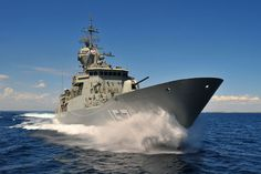 First RAN Anzac-class frigate begins mid-life capability assurance programme | Military and Commercial Technology