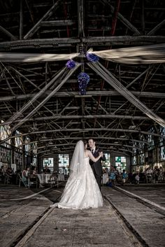 The one of a kind Albuquerque Railyards reception area makes for one of a kind wedding photographs to provide a lifetime of lasting…
