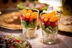 Fruit cups.