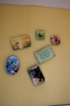 Making Resin Beads and Resin Pendants Project