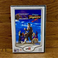 Virtua Fighter Pc Cd Rom game Grabit Sega Brand New Factory Sealed Game Sales, My Ebay, Product Description, Baseball Cards, Games, Reading, Shop, Gaming, Reading Books