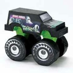 Monster Truck Piñata
