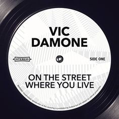 Found On The Street Where You Live by Vic Damone with Shazam, have a listen: http://www.shazam.com/discover/track/628908