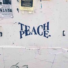 Teach Peace – Graffiti World Urbane Kunst, Beirut, Beautiful Words, In This World, Wise Words, Inspirational Quotes, Motivational Quotes, Positive Quotes, Positive Stories
