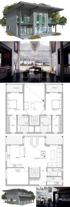 House Plan CH62