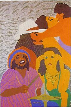 Musica caribe reggae - Maria de la Paz Jaramillo
