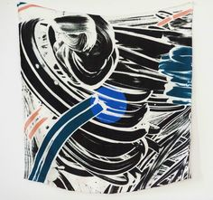 Glasgow-based artist Ciara Phillips has produced a limited edition silk scarf depicting a detail from a recent series of screen prints entitled The Ciara Pictures, Welcome Images, Mark Making, Close Image, Screen Printing, Digital Prints, Tapestry, Hand Painted, Fine Art