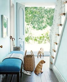 Making an Entrance - Design Chic - Creating the perfect entrance in your home