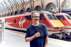 Virgin Trains launches first-of-a-kind children's story by David Baddiel, The…