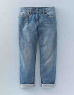 Cropped Boyfriend Jeans 92212 Jeans at Boden