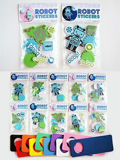 Robot Craft Kits for Kids