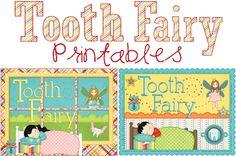 Tooth Fairy printable