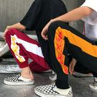 I'll bring the flames, you bring the food. . Flame U 2.0 Pants- available to shop online at goodgalsrevolt.com . . /aesthetic grunge indie skater kfashion korean fashion aesthetics tumblr style girl soft grunge 90s 00s y2k vibes goodgalsrevolt /