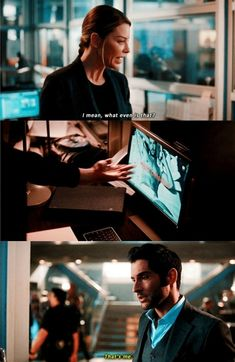 ~Hello Detective~ Lucifer S03E12 : All About Her