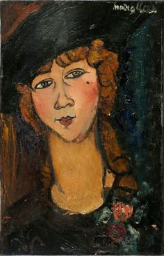 Results Page 3 of 5 for Amedeo Modigliani Oil Painting Reproductions On Canvas Amedeo Modigliani, Modigliani Paintings, Famous Art Paintings, Oil Paintings, Art Aquarelle, Atelier D Art, Oil Painting Reproductions, Art Moderne, Italian Artist