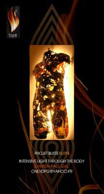 Projet Burn - Thermoformage de matériaux polymères - Coca Cola - 2008