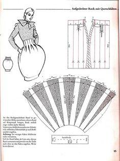 #Ballonrok / balloon skirt model (Img)