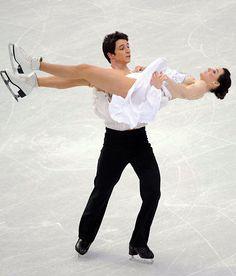 Tessa Virtue & Scott Moir, 2010 Vancouver Olympics, Mahler 5th Symphony, Ice Dancing, Figure Skating