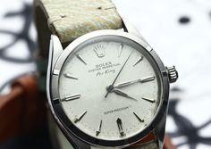 #Rolex #Airking #5500 #1969 #steel #vintagewatch #candy #forsale #like #steinermaastricht #maastricht #thenetherlands