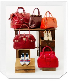kling bags and shoes