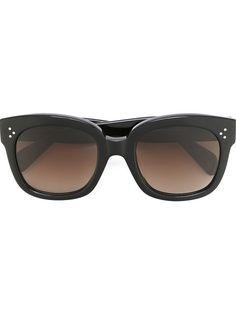 6884e4086a1cd Celine Eyewear Óculos De Sol Em Acetato - Farfetch