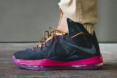 Nike LeBron 10 EXT Denim QS (Another Look) | KicksOnFire.com