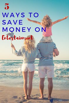 Take care of your other expenses and debts and then look at what room you have to spend money on fun. If you have little to even no money for entertainment, then find ways to have fun that are free. There are plenty of options out there! #savemoney via @momlessmom