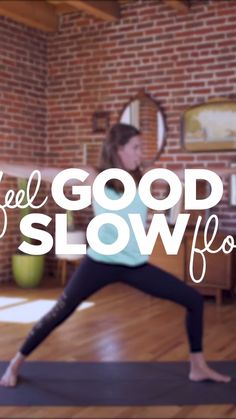 This slow flow yoga practice will help you to relax and rejuvenate and walk away feeling extra good. Take this online yoga class for some serious feel good yoga! Yin Yoga, Yoga Meditation, Yoga Sequences, Yoga Poses, Online Yoga Classes, Balance Exercises, Beach Yoga, Yoga At Home, Meditation Techniques