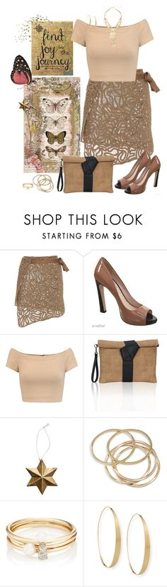 """Find Joy"" by skpg ❤ liked on Polyvore featuring Maiyet, Miu Miu, Alice + Olivia, ABS by Allen Schwartz, Loren Stewart, Lana and Chico's"