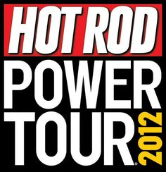 Official Logo of the 2012 Hot Rod Power Tour
