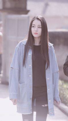 Dilraba Dimurat Asian Woman, Asian Girl, Asian Fashion, Girl Fashion, Idol 3, Female Actresses, Chinese Actress, Ulzzang Girl, Got7