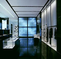 Chanel store in Ginza, Tokyo by Peter Marino _