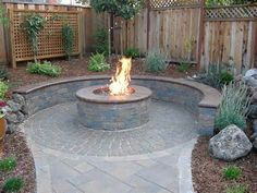 Patio Designs With Fire Pit | Design Ideas