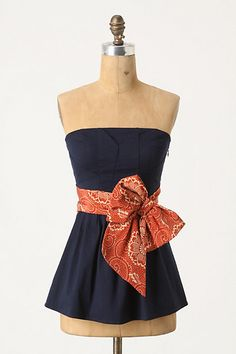 Would be cute for Ole Miss games :)