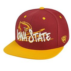 20ff6e69cda Iowa State Cyclones Snapback Hats Dope Hats
