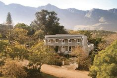 Schoone Oordt Country House: Laidback Luxury in the Heart of Swellendam