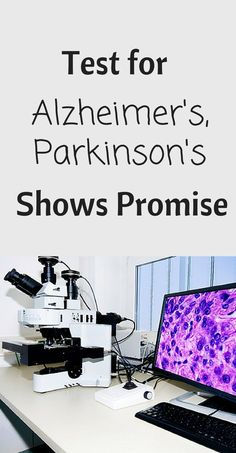 Skin Test for Alzheimer's, Parkinson's Shows Early Promise