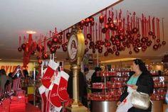 Resultado de imagen para decoracion navideña para centros comerciales